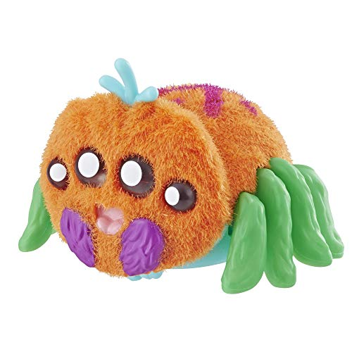 Yellies! Toots; Voice-Activated Spider Pet; Ages 5 & ()