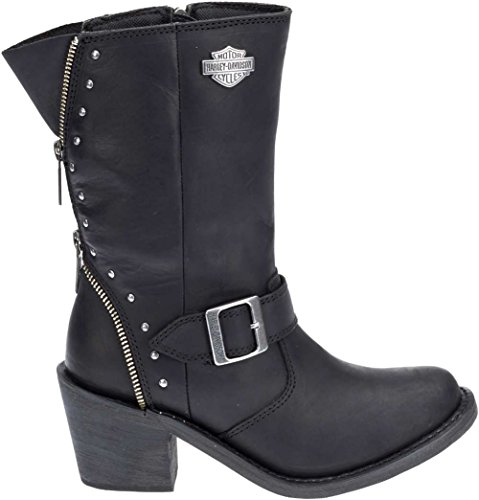 Ladies Motorcycle Riding Boots - 4