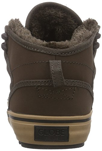 GlobeMotley Mid - Zapatillas Unisex adulto marrón - Braun (17257 brown/brown Fur)