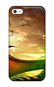 High-end Case Cover Protector For Iphone 5/5s(dragon Call Fantasy Abstract Fantasy)