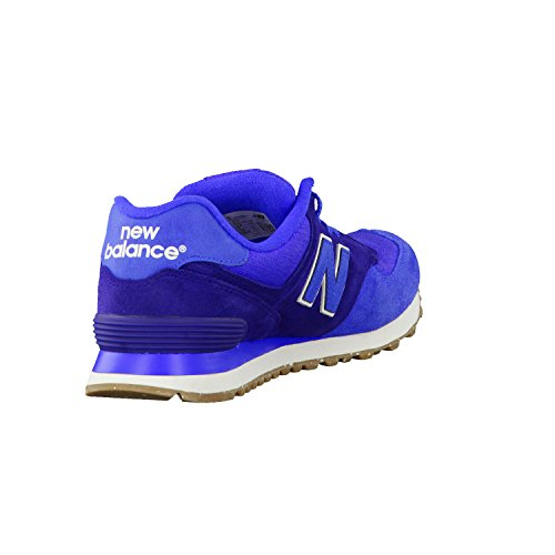 New Balance Herren Ml574sec D Outdoor Sneakers Vivid Cobalt Blue)