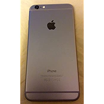 apple iphone 6 plus a1522 128gb space gray. Black Bedroom Furniture Sets. Home Design Ideas