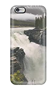 Premium Durable Waterfall Fashion Tpu Iphone 6 Plus Protective Case Cover