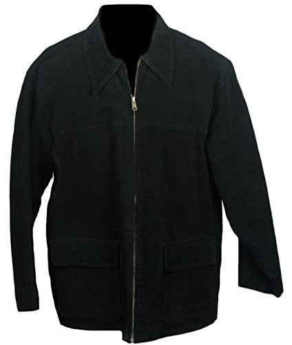 Suede Fashion Jacket - 7