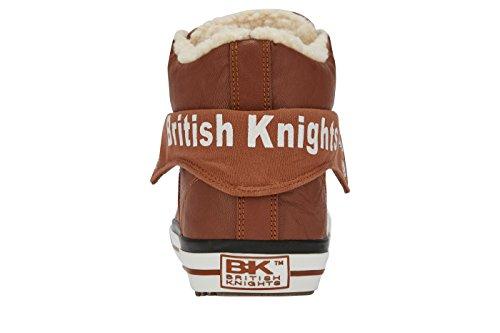 British Knights Roco - Zapatillas Hombre Cognac