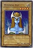 Yu-Gi-Oh! is a strategic trading card game in two players Duel each other using a variety of Monster, Spell, and Trap Cards to defeat their opponent's monsters and be the first to drop the other's Life Points to 0.Card Name: Mystical ElfCard ...