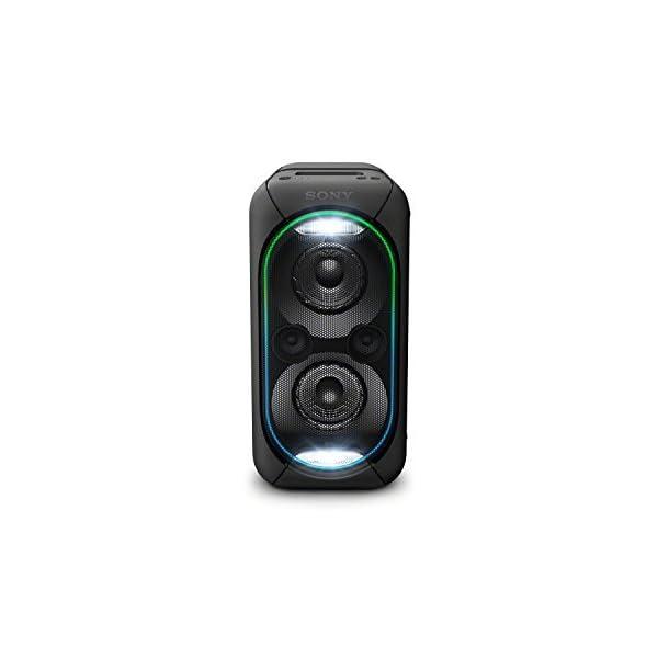 Sony GTK-XB60B Enceinte Bluetooth/NFC Extra Bass High Power - Noir 1