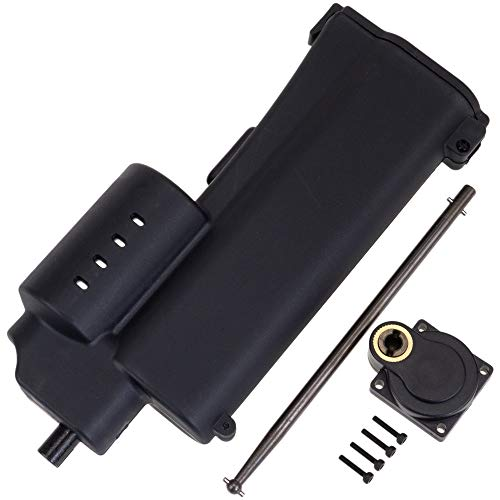 Electric Power Starter HSP 70111 (11001) Drill Holder Plate for Vertex 16 18 21 Nitro Engine Parts Roto RC Car Amax Himoto Exceed Buggy Truck ()