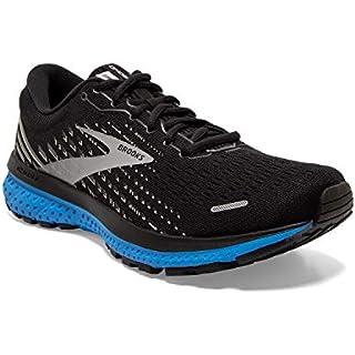 Brooks Ghost 13 Black/Grey/Blue 12 D (M) Running Shoes Near Me