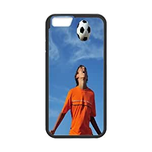 Hiqh quality soccers Hard Plastic Back Case Cover For For Iphone Case 6 4.7 Inch color9