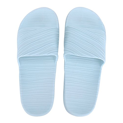 Slip Slippers amp; Beach WILLIAM Sandals 01 Summer amp;Swimming Blue Dedicated Outdoor Slippers Hotel amp;KATE Bathroom Anti Couple Pool qqtBZ