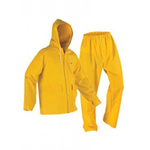 (Coleman 30mm Industrial Rain Suit, Yellow, Medium)