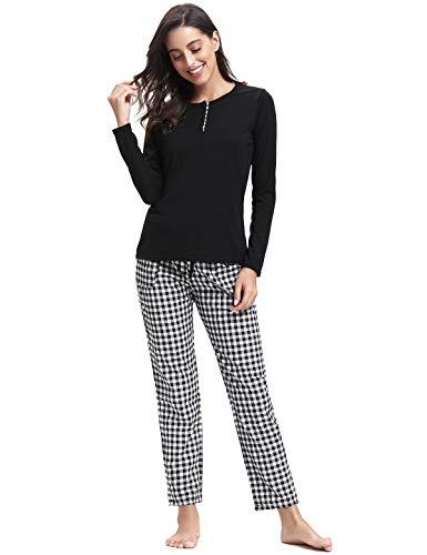Abollria Pijama Abollria Mujer Algod Mujer Abollria Pijama Pijama Algod Mujer rZr5wHq
