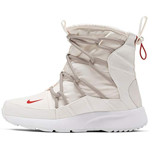 Nike Tanjun HIGH Rise HIGH-TOP Sneaker - Women's (6.5, White)