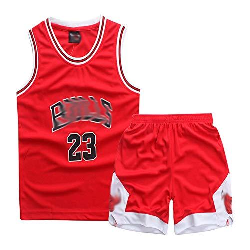 ZETIY Little Boys 2-Piece Basketball Performance Tank