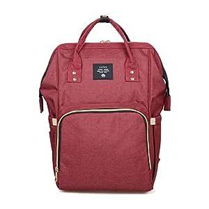 Diaper Bag, Multifunction Diaper Backpack, Mom Nappy Maternity Back Packs for Baby Care, Travel Backpack for Boys Girls