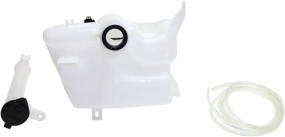 Windshield Washer Tank compatible with Corolla 14-16 Assy W//Pump Inlet And Cap