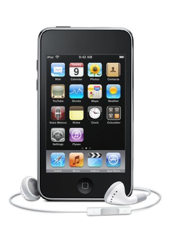 Apple iPod Touch 64 GB (3rd Generation)  (Discontinued by Manufacturer) (Ipod Touch 2nd Generation)