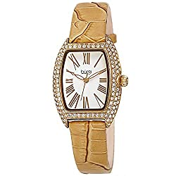 Women's Petite Tonneau Swarovski Crystal Watch