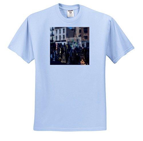 Danita Delimont - Markets - Statue Of Liberty Souvenir, Brooklyn, New York, USA. Williamsburg - T-Shirts - Youth Light-Blue-T-Shirt Large(14-16) - Light 16 Williamsburg
