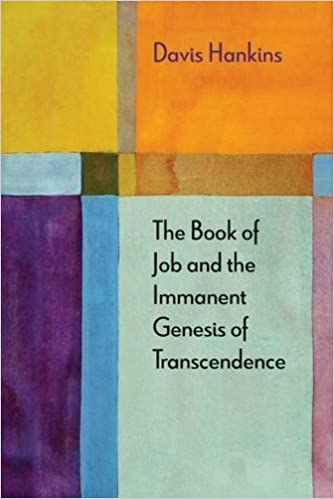 Book The Book of Job and the Immanent Genesis of Transcendence (Diaeresis) by Davis Hankins (2014-12-30)