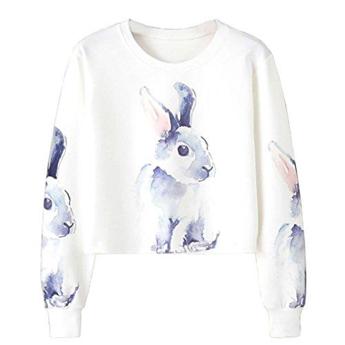 Rabbit Kids Sweatshirt - 7