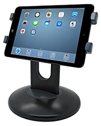 """Kantek Tablet Stand for Apple iPad, iPad Air, iPad Mini, Galaxy Tab (7"""" and 9.7""""), Kindle Fire (7"""" and HD 6) and most other 6-7"""" and 9.7"""" Tablets (TS710)"""