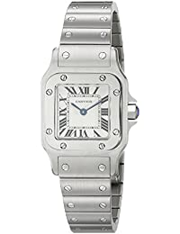 Womens W20056D6 Santos Stainless Steel Casual Watch
