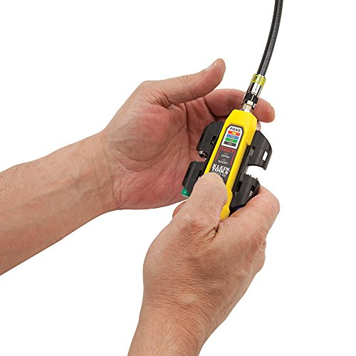 Coax Tester Tracer Mapper with Remote Kit, Test up to 4 Locations, Explorer 2 Klein Tools VDV512-101 by Klein Tools (Image #3)