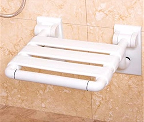 MDRW-Safety Handrail Antibacterial Nylon Wall Hanging Bath Chair Old People Disabled People Safety Armrest Household Bathroom Wall Handrail by Olici