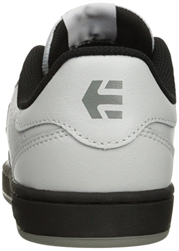 Etnies Fader LS Skateschuh Weiß / Schwarz / Grau