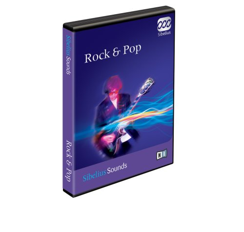 Rock & Pop for Sibelius 5 - Single