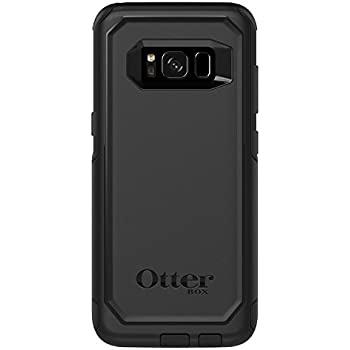 OtterBox COMMUTER SERIES for Samsung Galaxy S8 - Frustration Free Packaging - BLACK
