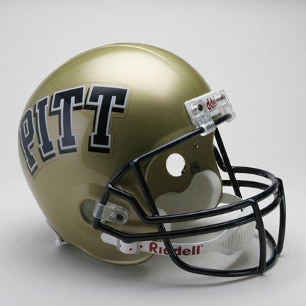 Riddell Pittsburgh Panthers Deluxe Replica Helmet