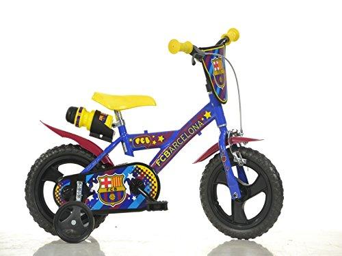 Dino Bikes 123 gl-FCB FC 12 Zoll Barcelona Fahrrad