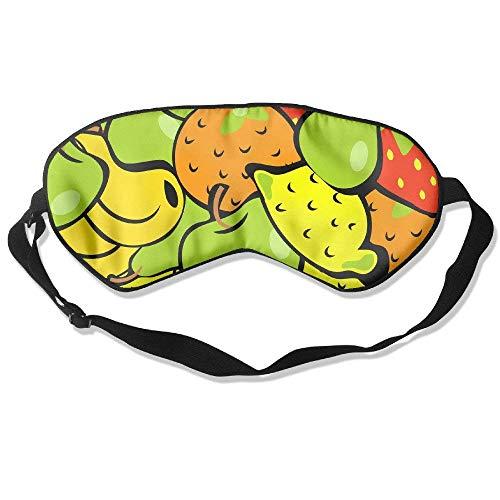Vondielin Funky Fruit Sleep Eye Mask/Sleep Mask Blindfold