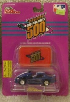 1996 Racing Champions Dodge Viper Indianapolis (Indy) 500 Pace Car with DIE Cast Emblem-may - Champions 500 Indy