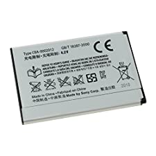 Original Battery Sony Ericsson BST-41 Lithium Polymer 1500 mAh 3.6V for Sony Ericsson Xperia X10