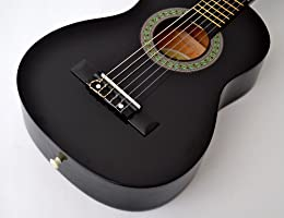 ts-ideen 52071 - Guitarra clásica para niños completa con funda ...