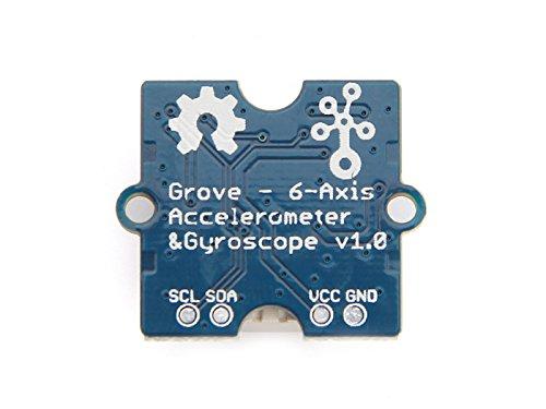 Seeedstudio Grove 6-Axis Accelerometer/&Gyroscope