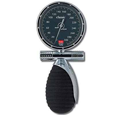 Boso Classic Tensiómetro mecánico con gancho