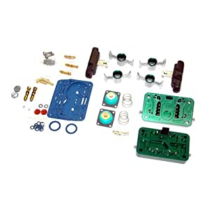 Quick Fuel Technology 34-45E85 E85 Conversion Kit For 4500HP