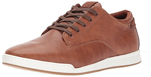 Aldo Mens Nerrawia Fashion Sneaker, Cognac, 7 D Us