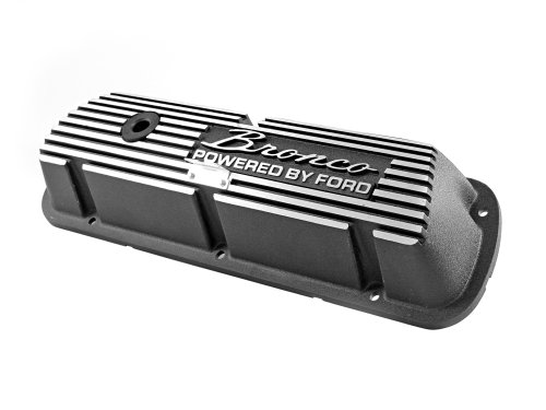 Drake Off Road 6A582-B Aluminum Valve Cover for Ford -