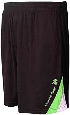Softee - Pantalon Padel K3 Color Negro/Blanco/Verde Talla XXL ...
