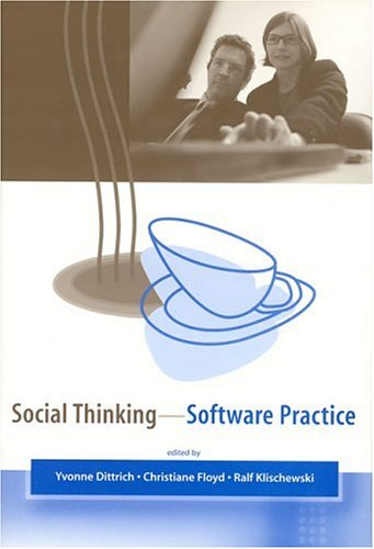 Download Social Thinking―Software Practice (The MIT Press) ebook