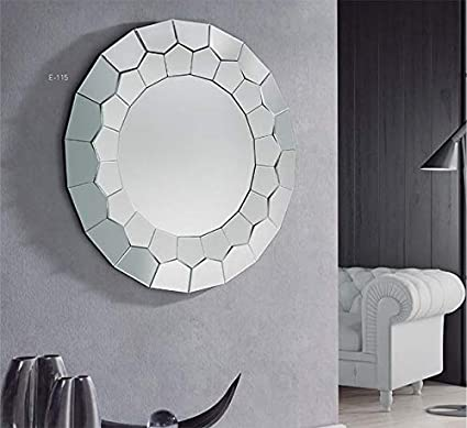 Buy The Home Art Deco Wall Mirror Online at Low Prices in ...