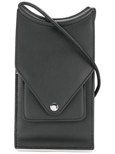 Alexander Wang Women's 7027O0097l001 Black Leather Shoulder Bag (Wang Alexander Handbags)