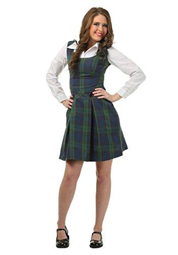 Fun Costumes Wo School Girl Plus Size Costume 3x (Schoolgirl Costume Plus Size)