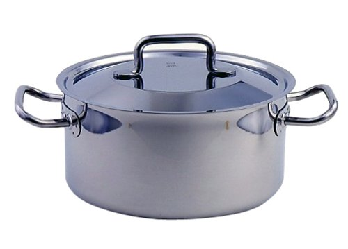Sitram Cybernox 6.9 Quart Braiser with Cover by Sitram